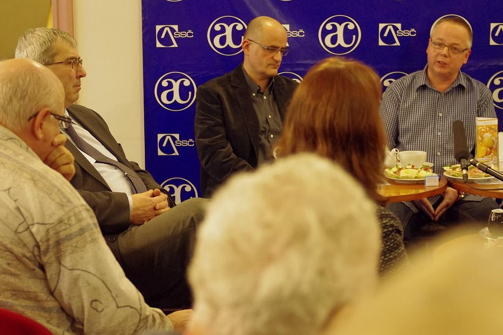 Richard Papík: Pro učinění informovaných rozhodnutí potřebujeme dostatek informací