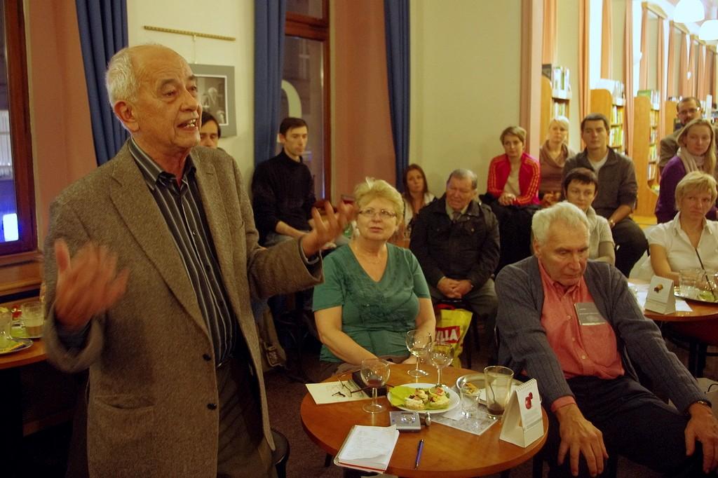 Jan Krekule zdůraznil etickou stránku práce s informacemi