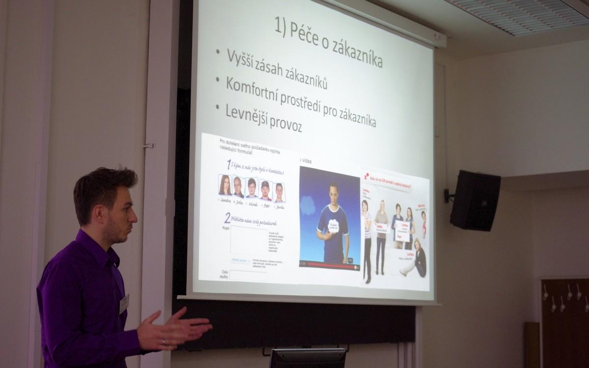 Marketingová komunikace s Martinem Jindrou
