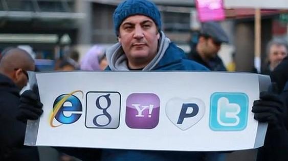 Egyptská revoluce ve znamení sociálních médií