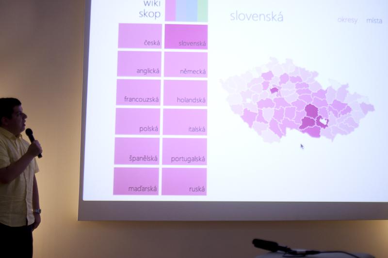 Jiří Suchomel představuje Wikishop