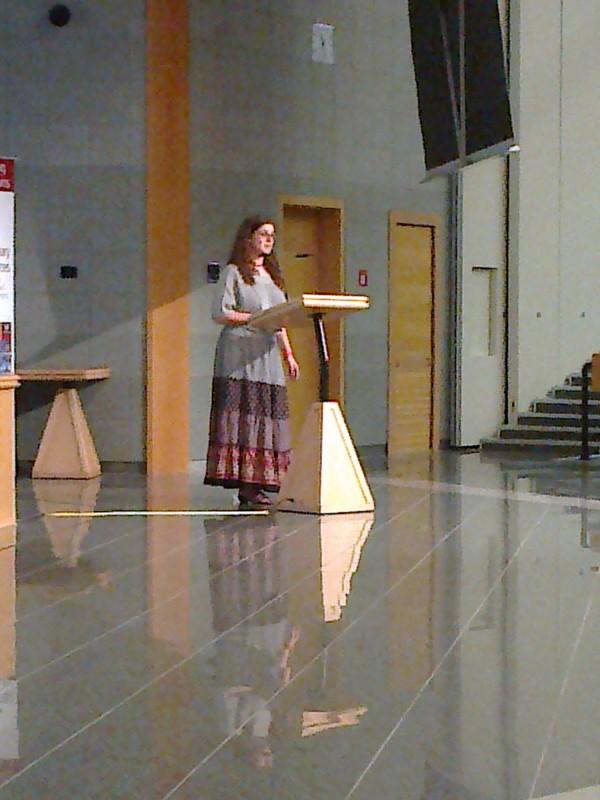 Eliška Pavlásková představuje nástroj Rosetta