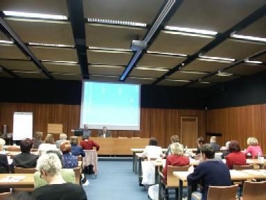 Konferenční sál Moravské zemské knihovny